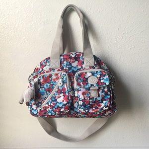 3cb7d5de8ad Kipling Defea Printed Handbag - Holly dream